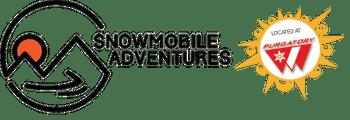 Snowmobile Adventures logo